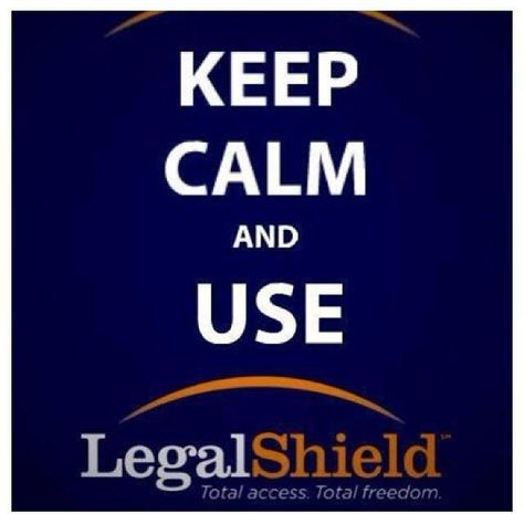 LegalSHIELD Keep Calm